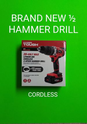 BRAND NEW ½ HAMMER DRILL / PRICE IS FIRM. for Sale in Phoenix, AZ