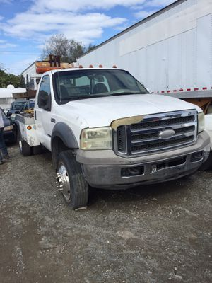 04 f450 diesel tow truck needs engine work for Sale in Bay Point, CA