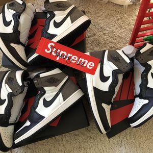 📈📈 Air Jordan 1 Mocha Size 7.5 & 8 $380/ea for Sale in Elk Grove, CA