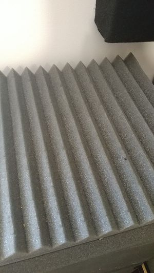 Acoustic Foam 1inx12inx12in (300pc) for Sale in Williamsport, MD