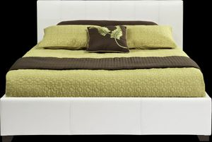 3 piece Queen bedroom set with Simmons mattress in great condition for Sale in Boynton Beach, FL