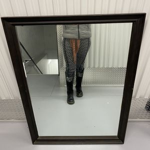 Very Large Wooden Mirror for Sale in New Castle, DE