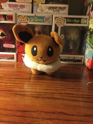 Eevee plushi for Sale in Ontario, CA