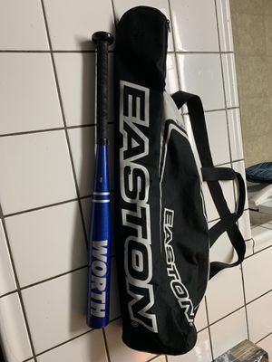 Baseball Bag & T-Ball Bat for Sale in Chino, CA
