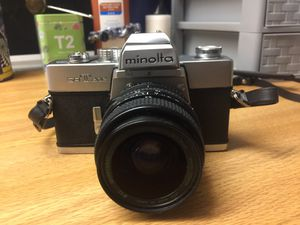 Minolta film camera for Sale in Honolulu, HI