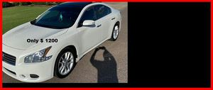 Price$12OO 2OO9 Nissan Maxima for Sale in Sioux Falls, SD