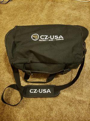 CZ-USA Range Bag for Sale in Graham, WA