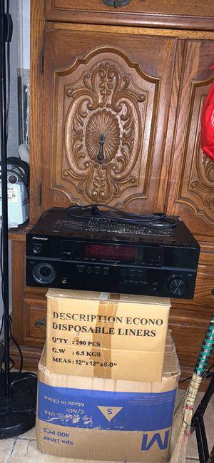 Pioneer audio/video multi-channel receiver for Sale in San Jose, CA