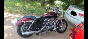 2015 Harley Davidson Sportster XL1200C for Sale in Abilene, TX