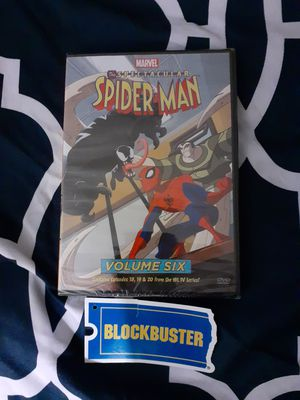 Spiderman Dvd for Sale in Artesia, CA