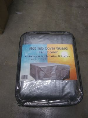 Full Hot Tub Cover 8x8 for Sale in El Monte, CA
