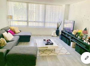 Coffee table + tv stands + sofa couch sectional for Sale in Miami Beach, FL