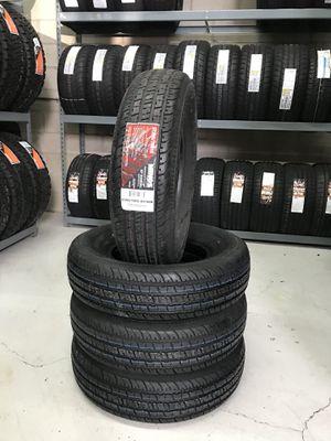 205 75 15 Trailer Tires BRAND NEW for Sale in South Salt Lake, UT