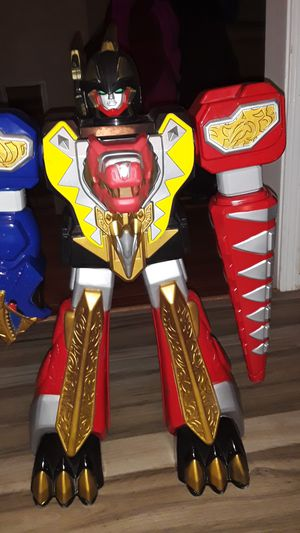 Power Rangers robots for Sale in Manassas Park, VA