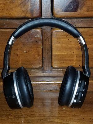 Nakamichi BTHP02 - Over Ear Bluetooth Headphones - Black for Sale in Hawthorne, CA
