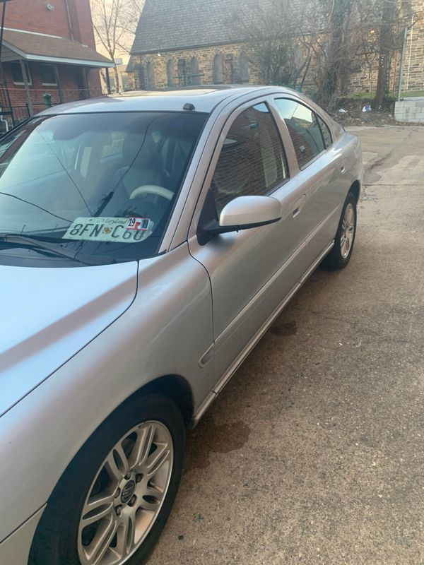 Volvo s60 2006 great deal and car