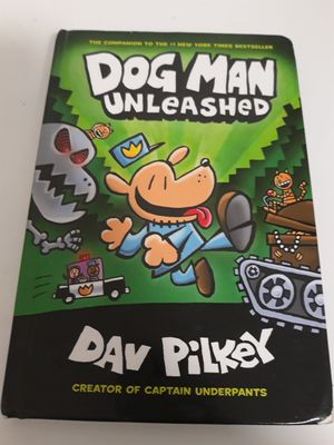 Dog man book's for Sale in Oakland Park, FL