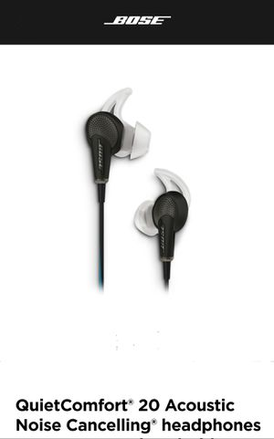 Bose Noise Cancelling Headphones for Sale in UNM, NM