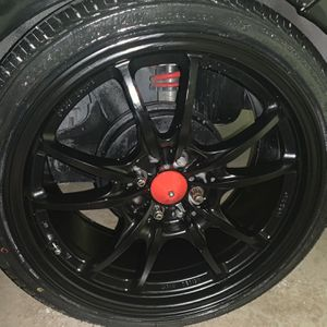 Mugen rims and tires for Sale in Tampa, FL