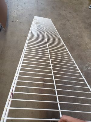 Metal shelving 10$ a piece for Sale in McAllen, TX
