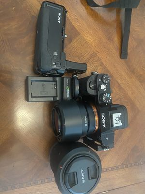 Sony a7 for Sale in Tracy, CA