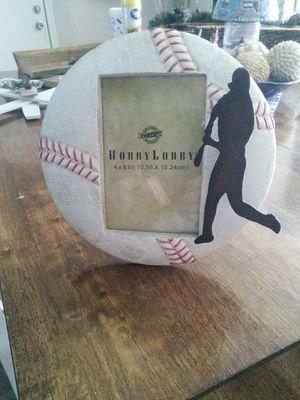 Baseball picture frame for Sale in Chandler, AZ