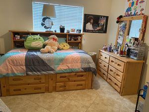 Twin Bedroom Set for Sale in Hollywood, FL