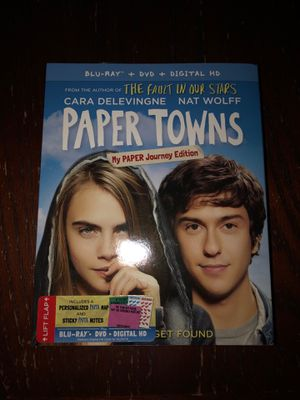 Paper Towns (My Paper Journey Edition) for Sale in Phoenix, AZ