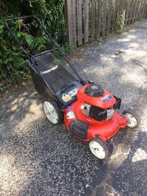 Troy-Bilt W/ Honda Engine 160cc push only for Sale in Westmont, IL