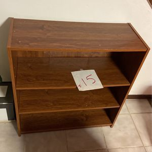 3 Shelf Cabinet for Sale in Prospect Heights, IL