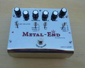 Metal End KING Distortion Pedal Guitar FX Effects for Sale in Chula Vista, CA