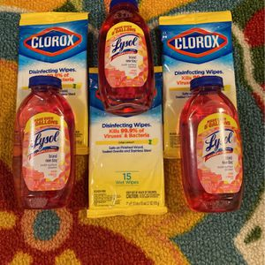 Lysol All Purpose Cleaner for Sale in East Providence, RI