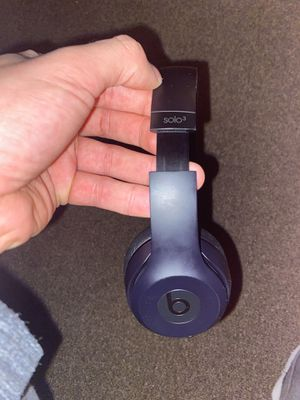 Beats solos 3 for Sale in Hartford, CT