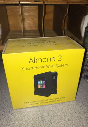 Almond 3 Smart Home WiFi System Internet Wireless Router for Sale in Vallejo, CA
