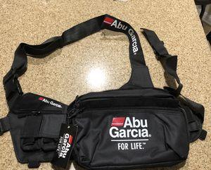 Fishing Waist Tackle Bag Waterproof Waist Shoulder Bag for Sale in Lutz, FL