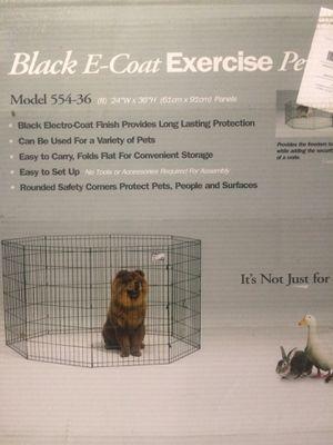Exercise pen/pet for Sale in Arlington, VA