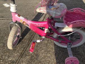 Disney Princess Bike for Sale in Chesapeake, VA