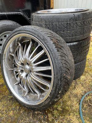 "22"" Chrysler 300 Rims for Sale in Aberdeen, WA"