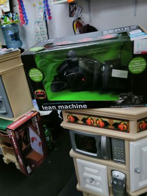 Lean machine with remote control for Sale in Poway, CA