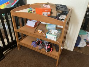 Free changing table for Sale in El Mirage, AZ