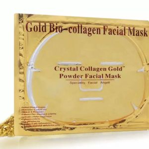 6 Pieces 24k Gold Gel Collagen Face Masks , Anti Aging Puffiness Skincare Anti Wrinkle Tighten Skin & Revitalize Skin for Sale in Plano, TX