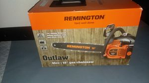 Remington chainsaw Amazing!!! Just lowered my price for Sale in Hillsboro, OR