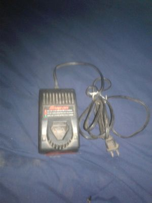 Snap-on battery charger for cordless tools for Sale in Manteca, CA