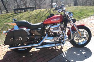2014 Harley-Davidson XL 1200 Mint Condition low mileage bagger for Sale in Pottsville, PA
