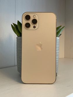 New Unlocked iPhone 12 Pro Max Gold - Finance today with just $50 down today! for Sale in Providence,  RI