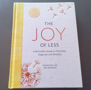 The Joy Of Less Book for Sale in Costa Mesa, CA