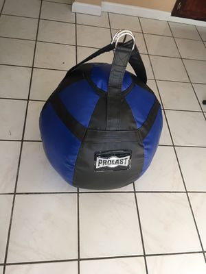 PUNCHING BAG BRAND NEW WREAKING BALL for Sale in Fontana, CA