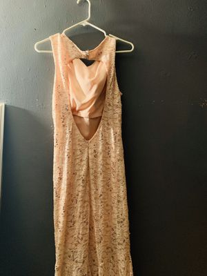 Long formal dress opened from the bottom for Sale in Paramount, CA
