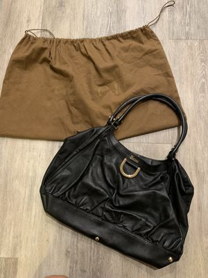 Gucci D Ring Guccissima Large Leather Hobo Bag for Sale in Huntington Beach, CA