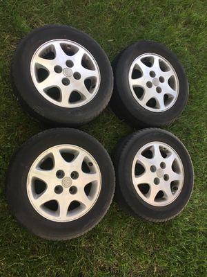 240sx S13 Nissan OEM wheels rims tires for Sale in Seattle, WA